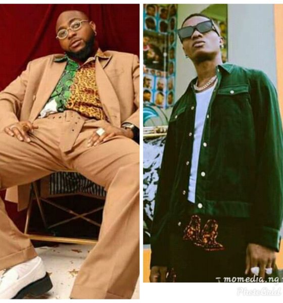 Davido reacts as wizkid fan says he mum was used for rituals
