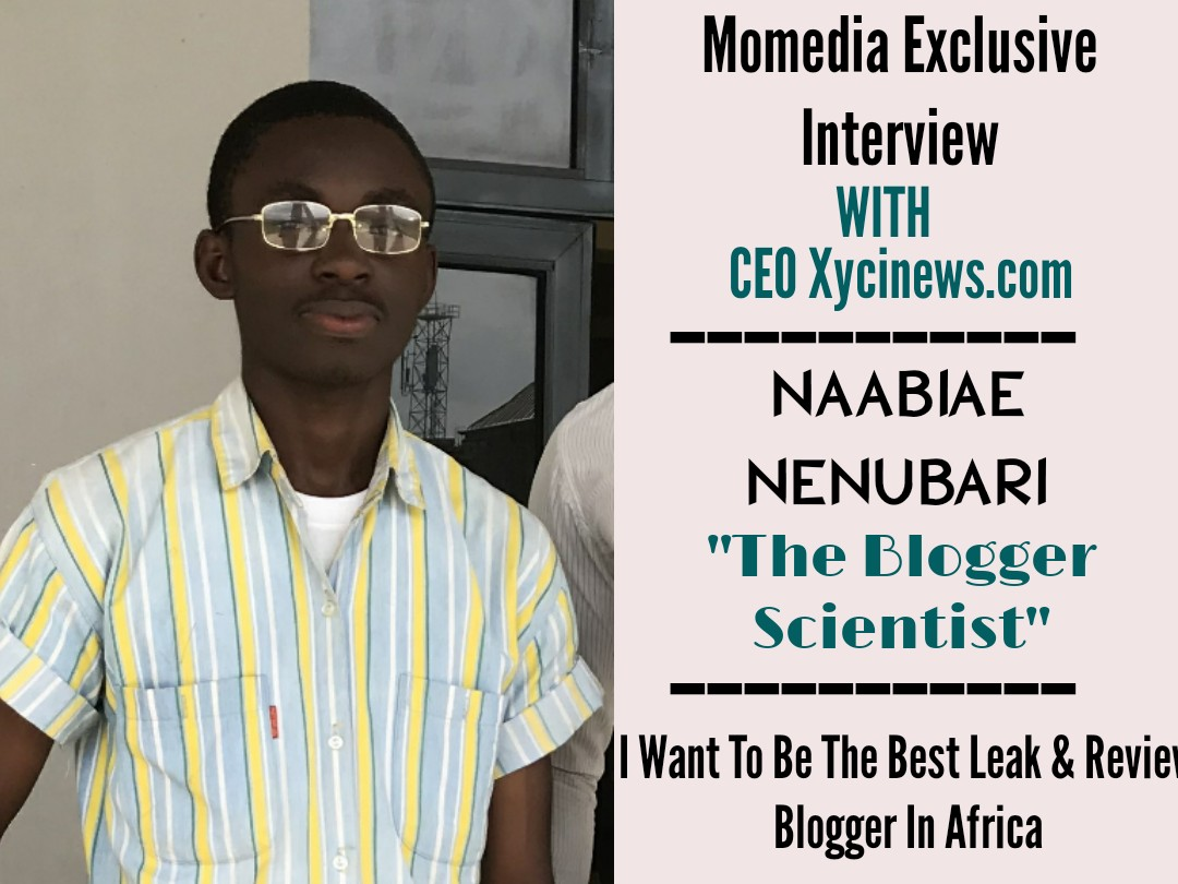 Xycinews blogger Naabiae Nenubari