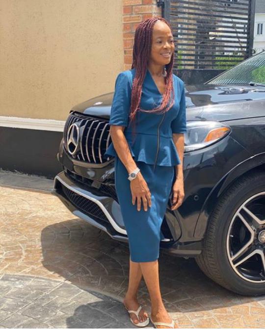 Rachel Okonkwo loses mum