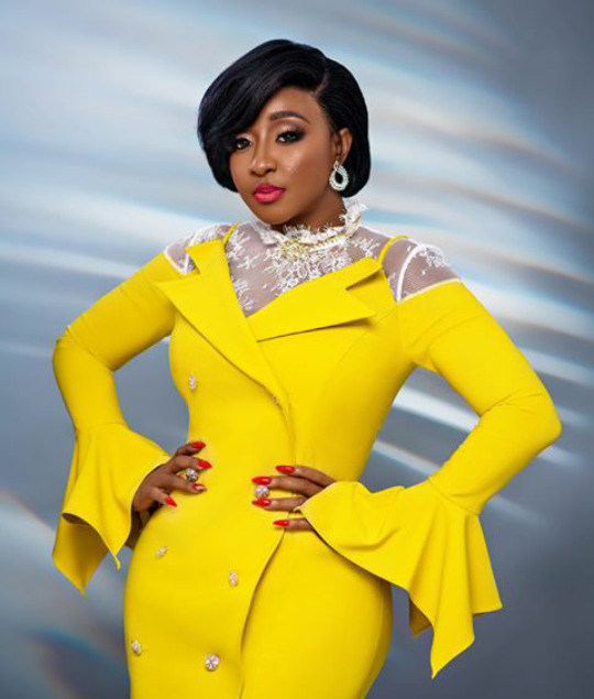 Ini Edo bags endorsement with a