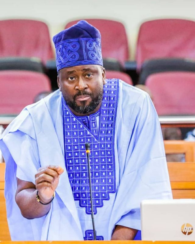 Desmond Elliot Pens Lovely Message To His Twin on their Birthday