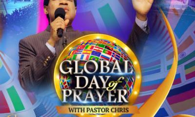 Pastor chris global day of prayer