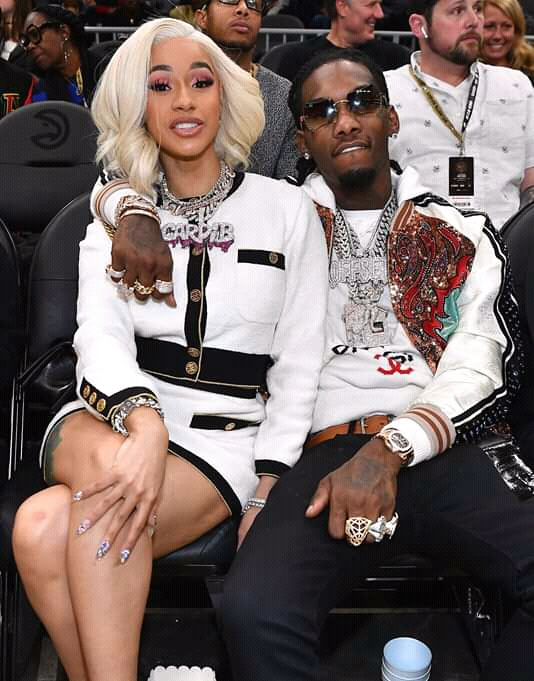 Cardi explains why she went back to Offset after filing for divorce