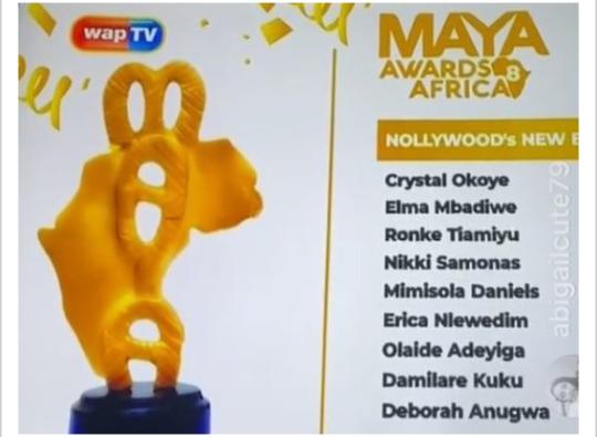 Maya awards