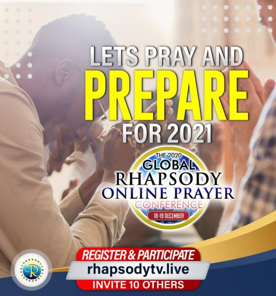 Rhapsody online prayer