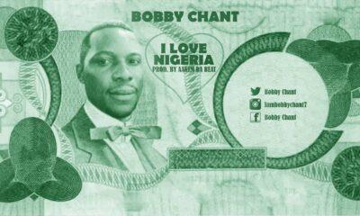 Bobby Chant i love Nigeria song