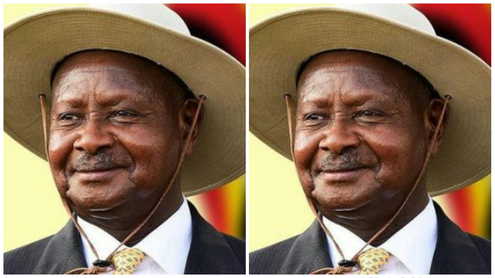 Uganda election After 34yrs in power, Pres. Museveni, 76, wins 6th term in office