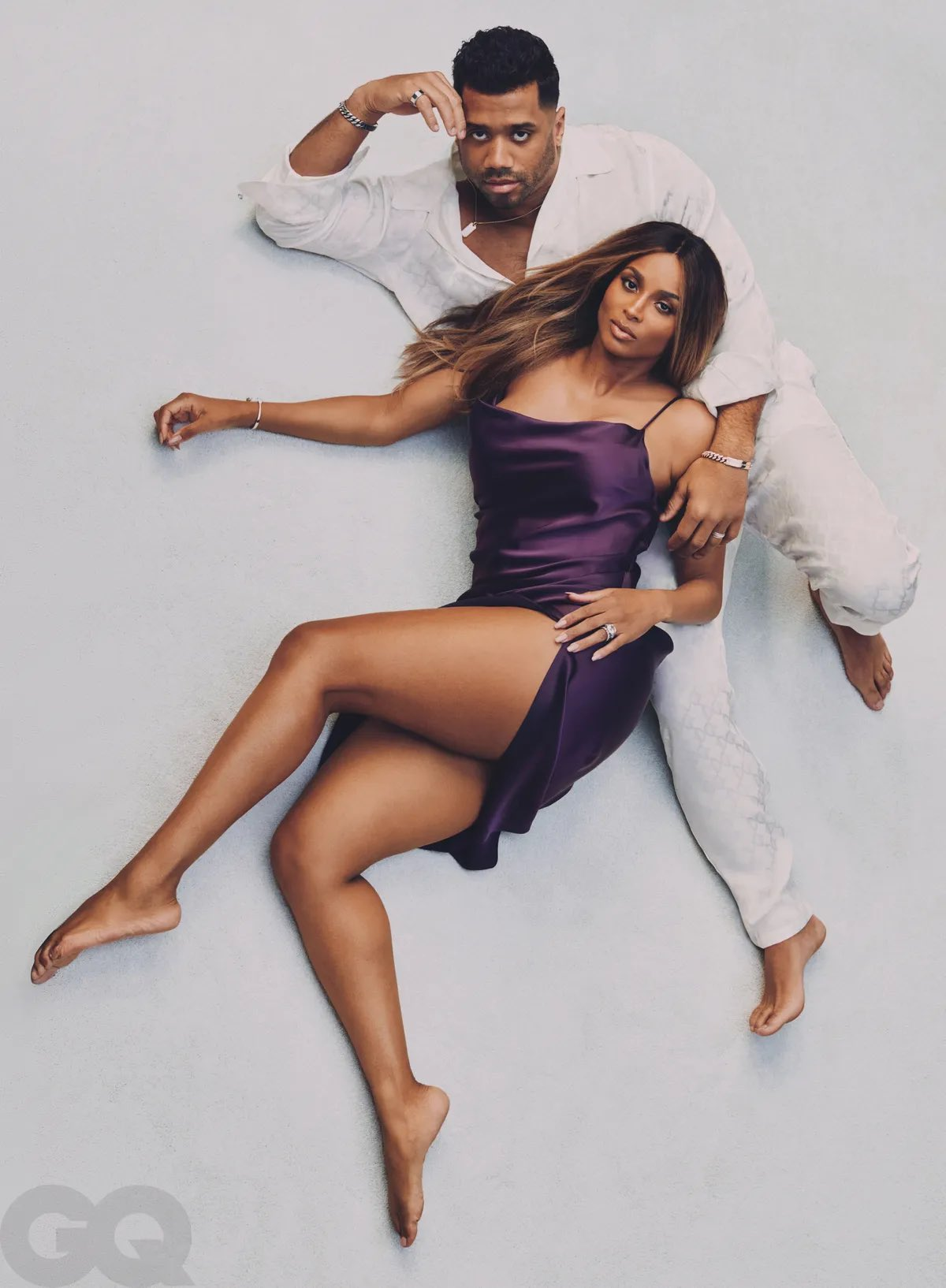 Ciara and husband russell