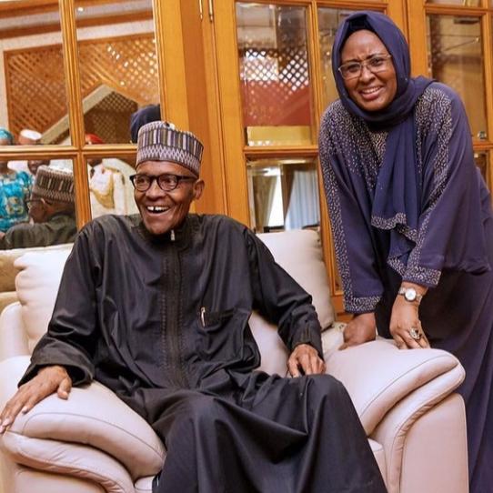 Buhari Wife Aisha