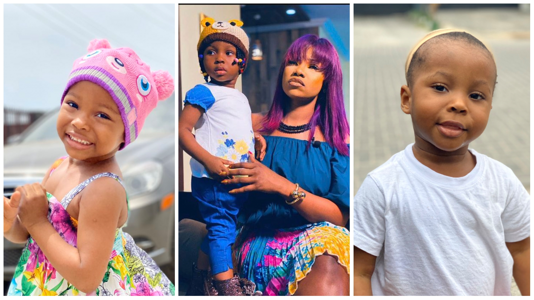 Blessing Osegi Celebrates Her Birthday With Stunning